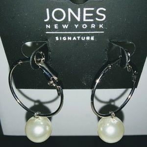 New~Jones New York Signature Earrings